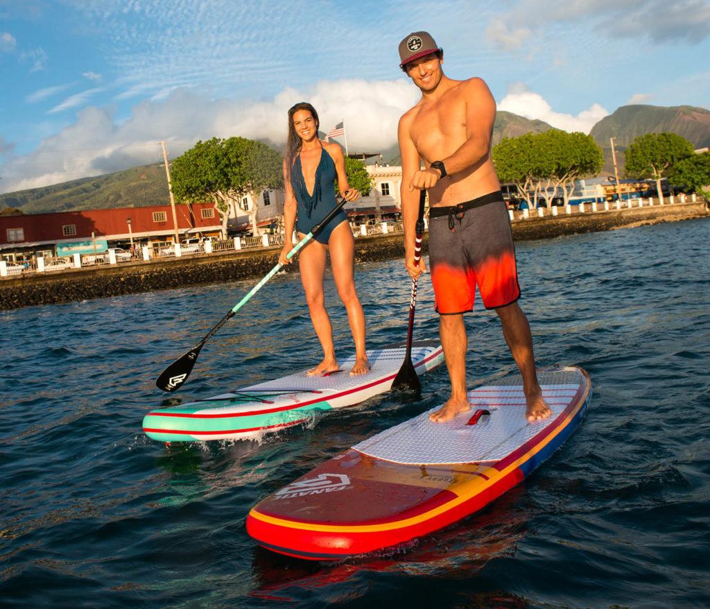 Sup-Surfing-Wanderung